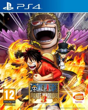 One Piece: Pirate Warriors 3 for PlayStation 4
