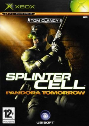 Splinter Cell Pandora Tomorrow for Xbox