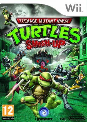 Teenage Mutant Ninja Turtles: Smash-Up for Wii