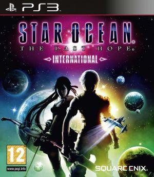 Star Ocean The Last Hope: International for PlayStation 3