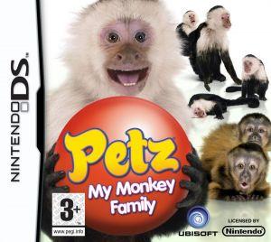 Petz: My Monkey Family for Nintendo DS