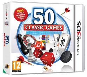 50 Classic Games for Nintendo 3DS