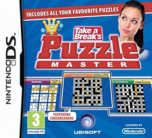 Take A Break's: Puzzle Master for Nintendo DS