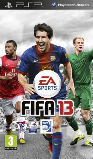 Fifa 13 for Sony PSP