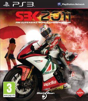 SBK: 2011 for PlayStation 3