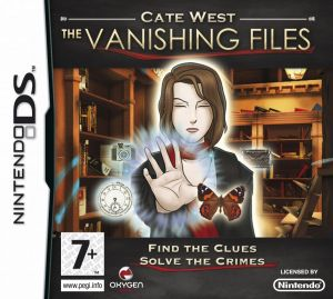 Cate West - The Vanishing Files for Nintendo DS