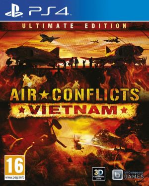 Air Conflicts: Vietnam [Ultimate Edition] for PlayStation 4