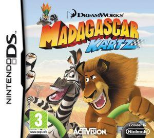 Madagascar: Kartz for Nintendo DS