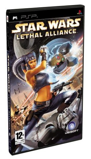 Star Wars: Lethal Alliance for Sony PSP