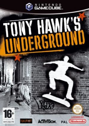 Tony Hawk's Underground for GameCube