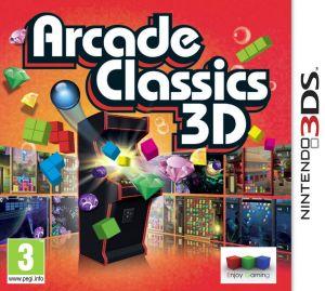 Arcade Classics 3D for Nintendo 3DS