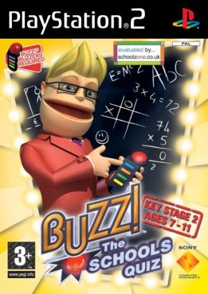Buzz! The Schools Quiz - Solus (PS2) for PlayStation 2