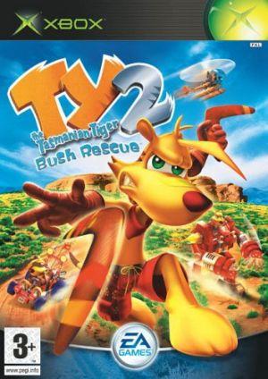 Ty the Tasmanian Tiger 2: Bush Rescue for Xbox