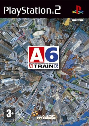 A Train 6 for PlayStation 2