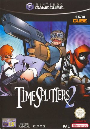 TimeSplitters 2 for GameCube