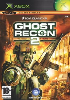 Tom Clancy's Ghost Recon 2 for Xbox