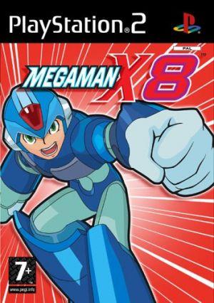 Mega Man X8 for PlayStation 2