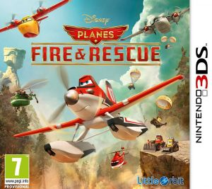 Disney Planes: Fire and Rescue for Nintendo 3DS