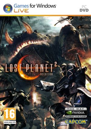 Lost Planet 2 for Windows PC