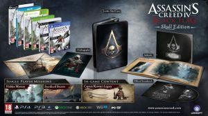 Assassin's Creed IV: Black Flag Skull Ed for Xbox One