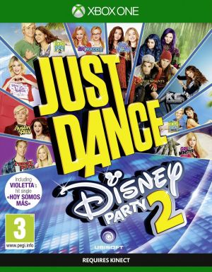 Just Dance Disney Party 2 for Xbox One