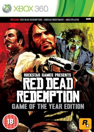 Red Dead Redemption (18) GOTY Ed for Xbox 360
