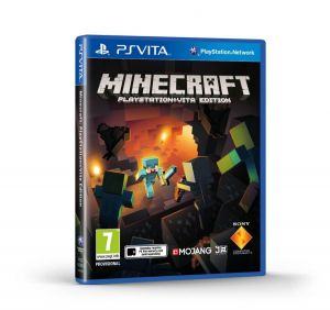 Minecraft for PlayStation Vita