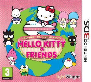 Around the World with Hello Kitty and Friends for Nintendo 3DS