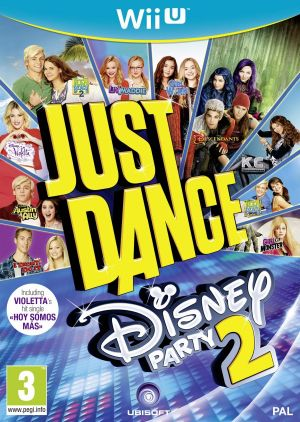 Just Dance Disney 2 for Wii U