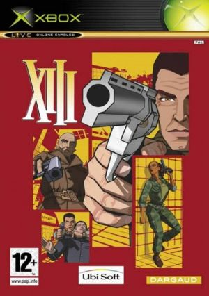 XIII for Xbox