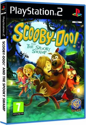 Scooby Doo & The Spooky Swamp for PlayStation 2