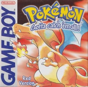 Pokémon Red Version for Game Boy