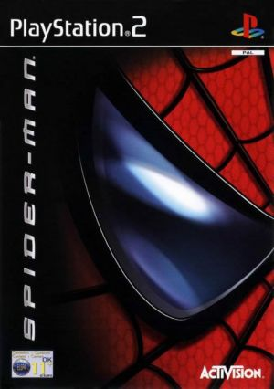 Spider-Man: The Movie for PlayStation 2
