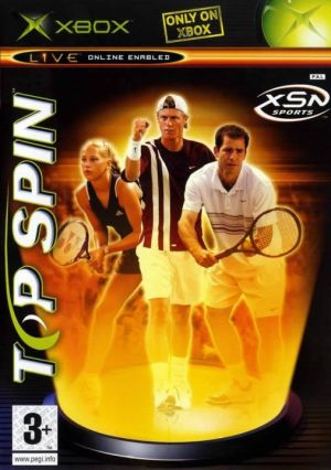 Top Spin for Xbox