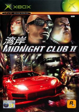 Midnight Club II for Xbox