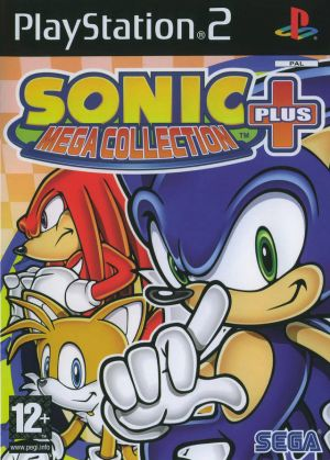 Sonic Mega Collection Plus for PlayStation 2