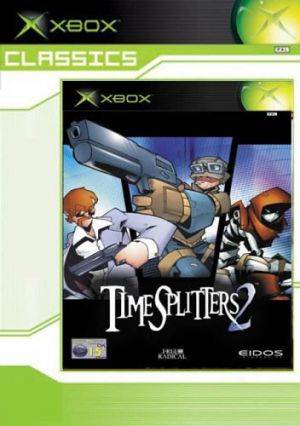 TimeSplitters 2 (Classics) for Xbox