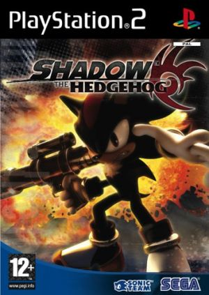 Shadow the Hedgehog for PlayStation 2