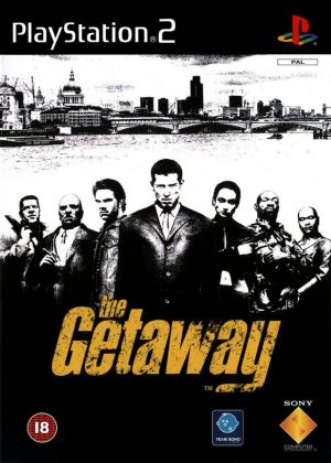 The Getaway for PlayStation 2