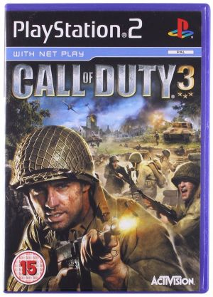 Call of Duty 3 for PlayStation 2