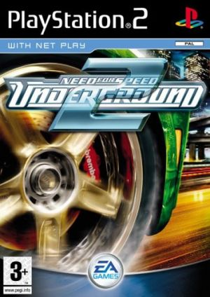 Need for Speed: Underground 2 for PlayStation 2