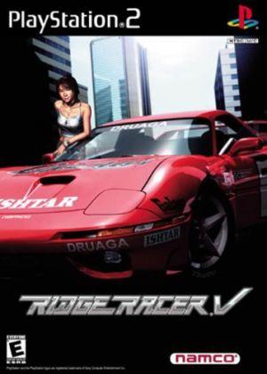 Ridge Racer V for PlayStation 2