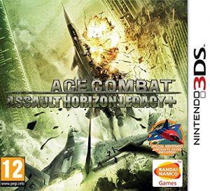 Ace Combat Assault Horizon Legacy + for Nintendo 3DS