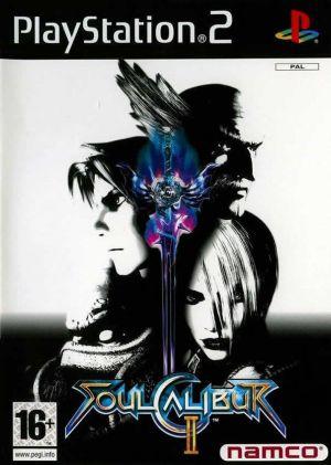 SoulCalibur II for PlayStation 2