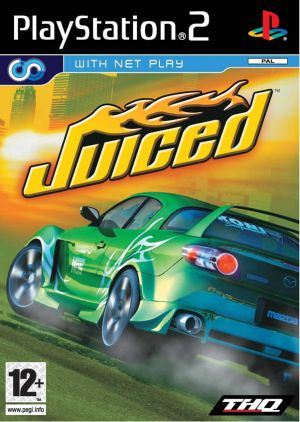 Juiced for PlayStation 2
