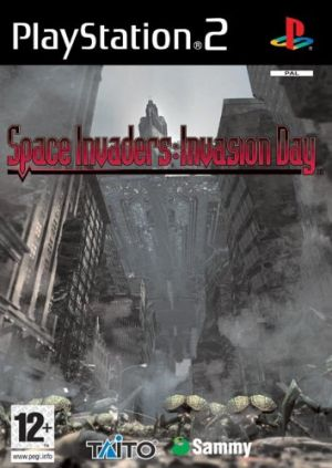 Space Invaders: Invasion Day for PlayStation 2