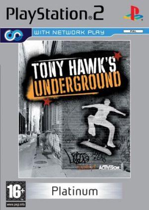Tony Hawk's Underground [Platinum] for PlayStation 2