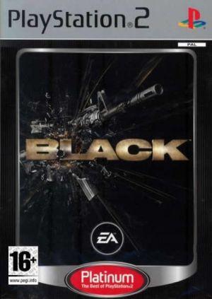 Black Platinum for PlayStation 2