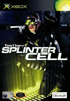 Tom Clancy's Splinter Cell for Xbox