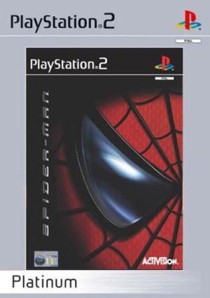Spider-Man: The Movie [Platinum] for PlayStation 2